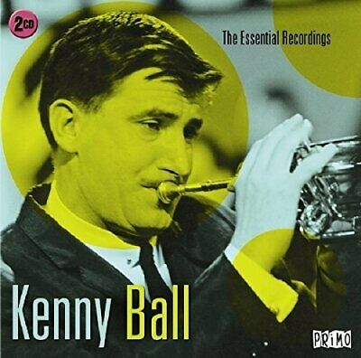 £3.49 • Buy Kenny Ball - The Essential Recordings - Kenny Ball CD R8LN The Cheap Fast Free