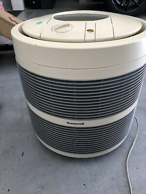 Honeywell Hepa Air Cleaner Filter Purifier Model 52500 360 Heavy Duty W/ Wheels • 61.72£