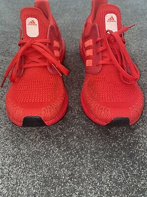AU145 • Buy Adidas Ultra Boost Red- Size US9