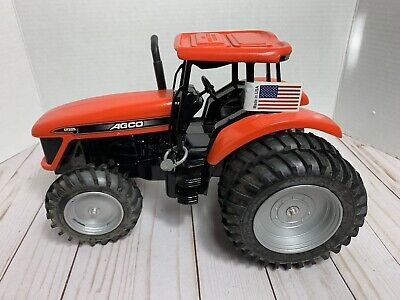 AU229.40 • Buy Ertl AGCO DT225 W/FWA Duals, ROPS And Canopy 1/16 Diecast Farm Tractor Replica