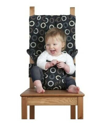 Totseat Portable Washable Highchair Travel Seat Brand New • 10£