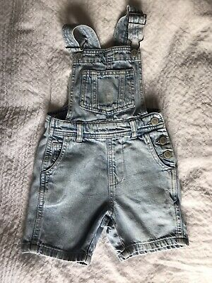 Marks And Spencer Girls Dungarees 3-4 Years - Great Condition • 0.99£