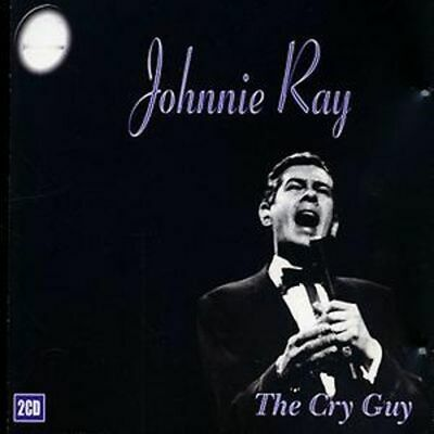 Johnnie Ray: The Cry Guy CD Vg Quality • 2.30£