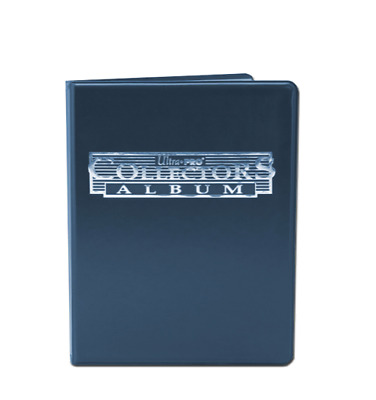 AU17.95 • Buy Ultra Pro Collectors Album A4 Portfolio 9 Pocket Trading Cards NBA, NFL, Pokemon