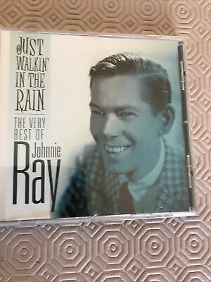 Johnnie Ray - The Very Best Of CD - Rock And Roll  24 Tracks • 2.60£