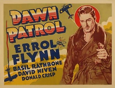 The Dawn Patrol 1938 Errol Flynn Dvd • 3.50£