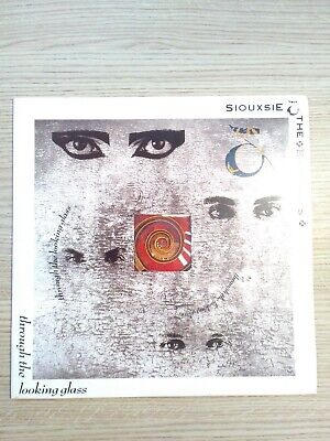 Siouxsie And The Banshees – Through The Looking Glass Vinyl LP UK 1st A2/B2  • 9.95£
