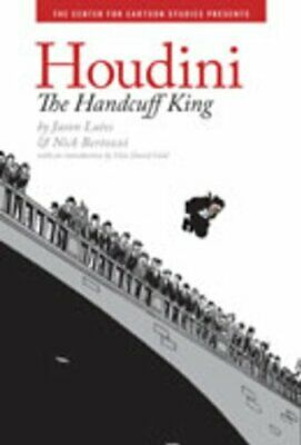 Houdini: The Handcuff King By Lutes, Jason Book The Cheap Fast Free Post • 6.49£