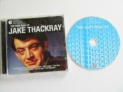 Greatest Hits CD - The Very Best Of Jake Thackray  • 4.99£