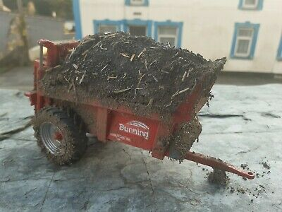 Britains Conversion Weathered And Loaded Spreader Your Choice For Tractor  • 40£