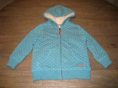 £23.36 • Buy EUC Blue Mini Boden Shaggy Lined Hoodie Sweatshirt. IN PERFECT CONDITION! Sz 5-6