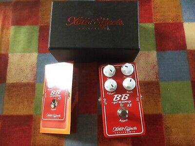 Xotic BB AT Preamp Andy Timmons Limited Edition BNIB Unused • 139£