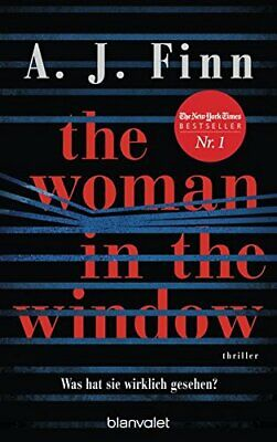 AU25.42 • Buy The Woman In The Window - Was Hat Sie Wirklich . Finn, Gohler*=