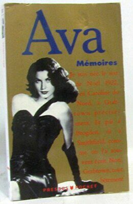Ava By Gardner Ava Book The Fast Free Shipping • 203.63£