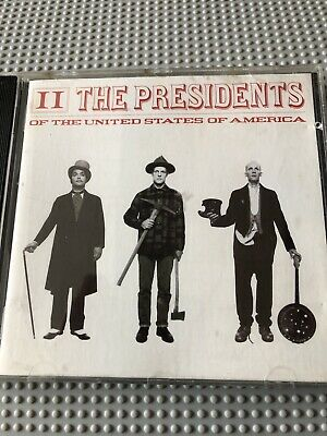 The Presidents Of The United States Of America - II (CD Album) • 1£