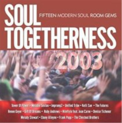 Various Artists-Soul Togetherness 2003 CD NEW • 15.63£
