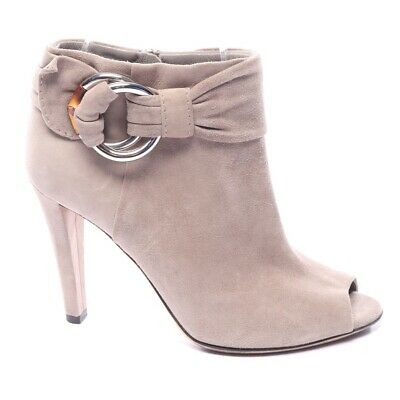 Gucci Ankle Boots Size Grey Women Shoes Boots Ankle • 183.95£