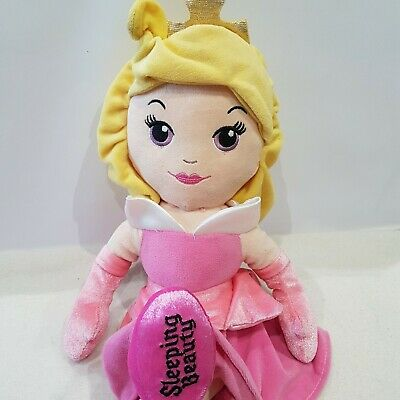 New Beauty And The Beast Belle Doll Soft Toy Bell • 19.99£
