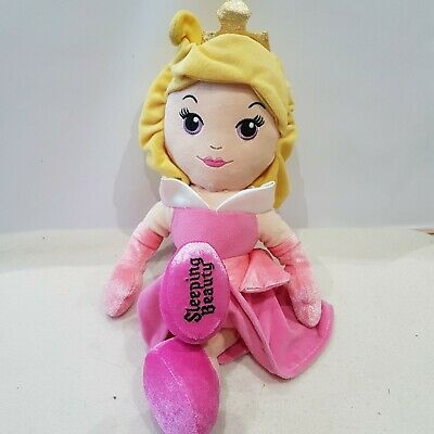 New Disney Store Princess Belle  Large Plush Soft Doll Toy Beauty And The Beast • 19.99£