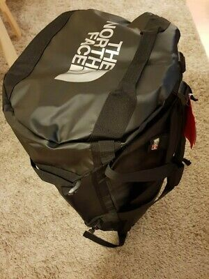 The North Face Base Camp Duffel Travel Bag - Black LARGE (New With Tags) • 53£