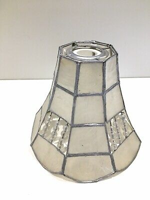 Capiz Shell Lampshade, Bell Shape - 2 Available • 16£