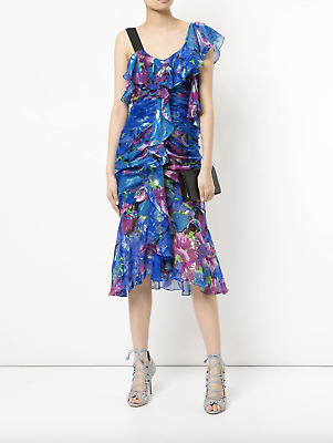 AU130 • Buy Bnwt Alice Mccall Electric Oh Romeo Dress - Size 14 Au/10 Us (rrp $490)