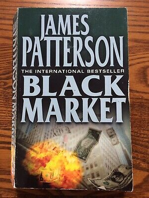 AU5 • Buy James Patterson Book: Black Market