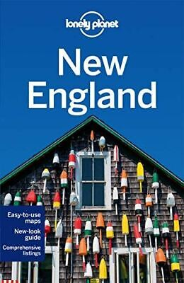 £4 • Buy Lonely Planet New England (Travel Guide), Lonely Planet, Like New, Paperback