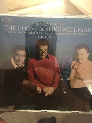 CD1 The Very Best Of The Goons And Spike Milligan - (CD)   • 4.99£