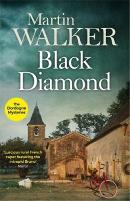 Walker, Martin-Black Diamond BOOK NEW • 8.62£