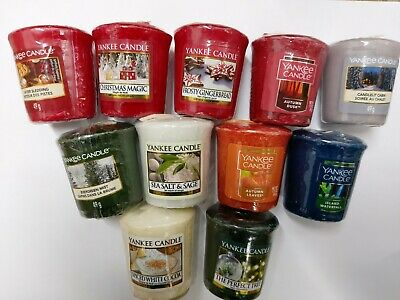 Yankee Candle Scented Votive Sampler - Huge Selection - Fast Delivery • 1.80£