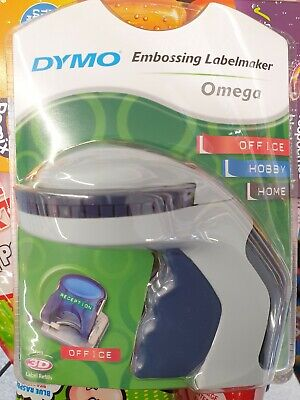 Dymo Embossing Label Maker • 17.99£