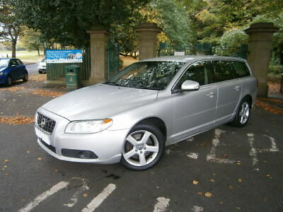 2011 11reg Volvo V70 2.4 D5 Twin Turbo Diesel,1former Owner From New,ex Police • 3,650£