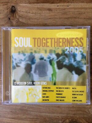 Soul Togetherness 2005 - Various Artists (CD 2005) Expansion Records • 9.50£