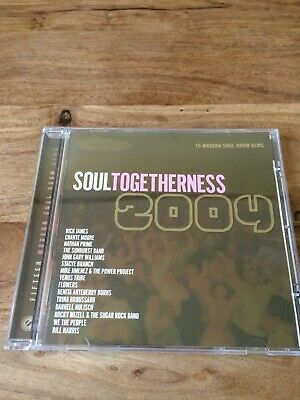 Soul Togetherness 2004 - Various Artists (CD 2009) Expansion Records • 19.50£