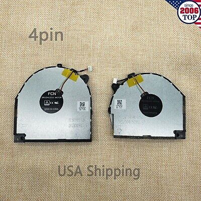AU35.55 • Buy Original NEW CPU+GPU Fan For Lenovo Legion Y7000 Y530-15ICH Series US