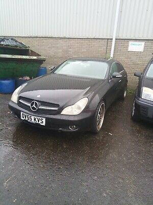 Mercedes CLS LPG Gas Conversion156000 Mls Paddle Shift Cat N Salvage • 1,650£