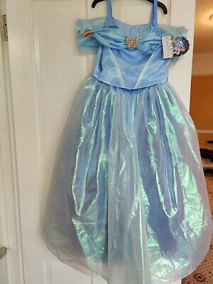 Disney / Rare/ Collectable/ Cinderella Ella's Royal Fancy Dress And  Wig • 55£