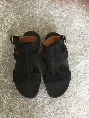 Fitflops Black Size 6 Used Sandals • 4.70£