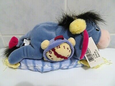 Disney Store Winnie The Pooh- Spring  Eeyore -no Long Makes Sounds - With Tag • 2.99£