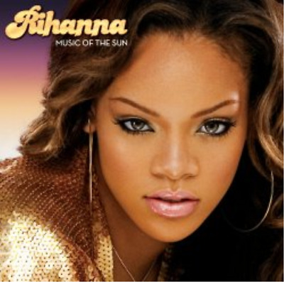 AU7.83 • Buy Rihanna - Music Of The Sun CD NEW