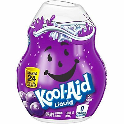 Kool-Aid Grape Flavored Liquid Drink Mix (1.62 Oz Bottle) • 6.90£