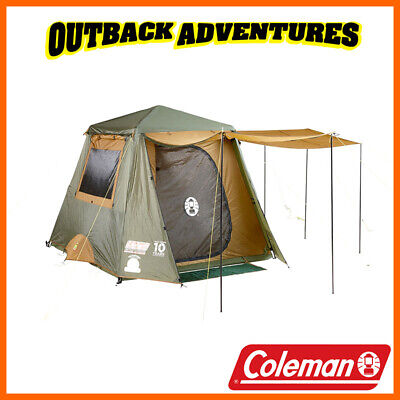 AU399 • Buy Coleman Instant Up Gold 6p Tent Full Fly 6 Person