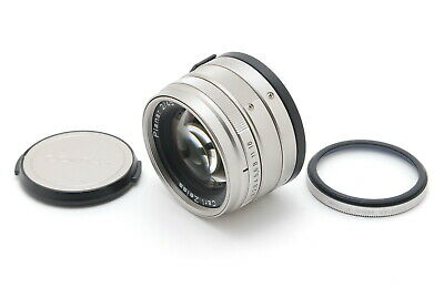$ CDN506.39 • Buy [TOP MINT] CONTAX Carl Zeiss Planar T* 45mm F/2 AF Lens For G1, G2 From Japan
