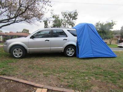 AU259 • Buy Brand New Tailgate Tent Suit Ford Territory Holden,Toyota Caravan Camping