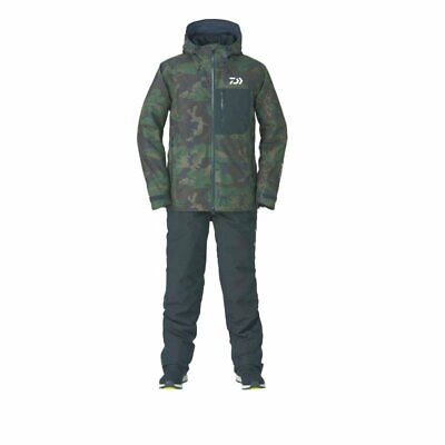 £493.80 • Buy Daiwa DW-1920 Gore Tex Product Winter Suit Green Camo XL From Stylish Anglers