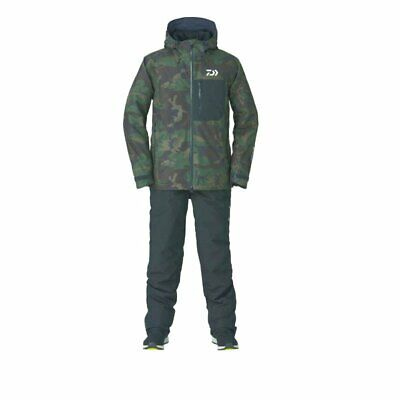 £517.71 • Buy Daiwa DW-1920 Gore Tex Product Winter Suit Green Camo 2XL From Stylish Anglers
