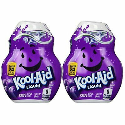 Kool-Aid Liquid Drink Mix, Grape, 1.62 FL OZ (8) • 23.77£