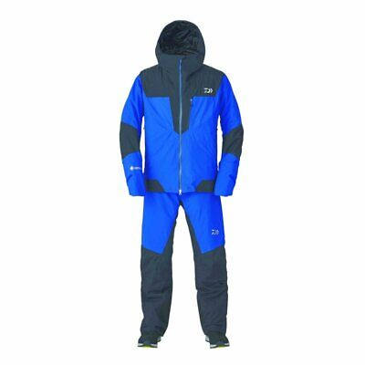 £845.82 • Buy Daiwa DW-1220 Gore Tex Product Winter Suit Blue L From Stylish Anglers Japan