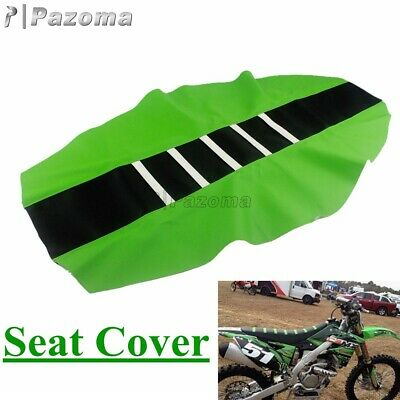 $14.90 • Buy Gripper Soft Motorcycle Seat Cover Rib Skin Rubber For KLR KX KX-F 65 85 100 250